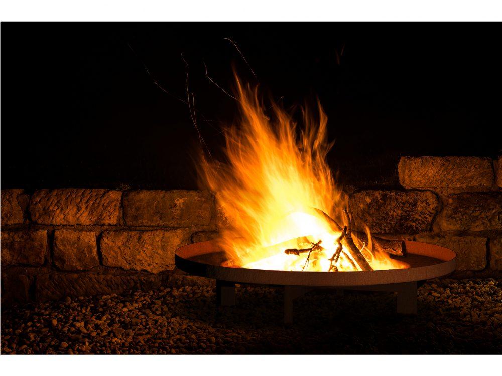 Waarom kiezen voor een cortenstaal vuurschaal