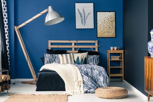 Kleuren kiezen voor de slaapkamer