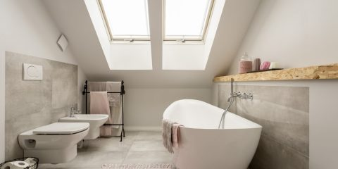 Tips voor een kleine badkamer