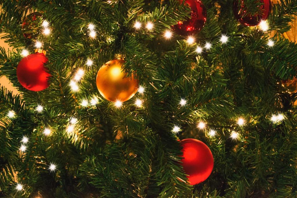 mooie kleurencombinatie kerst