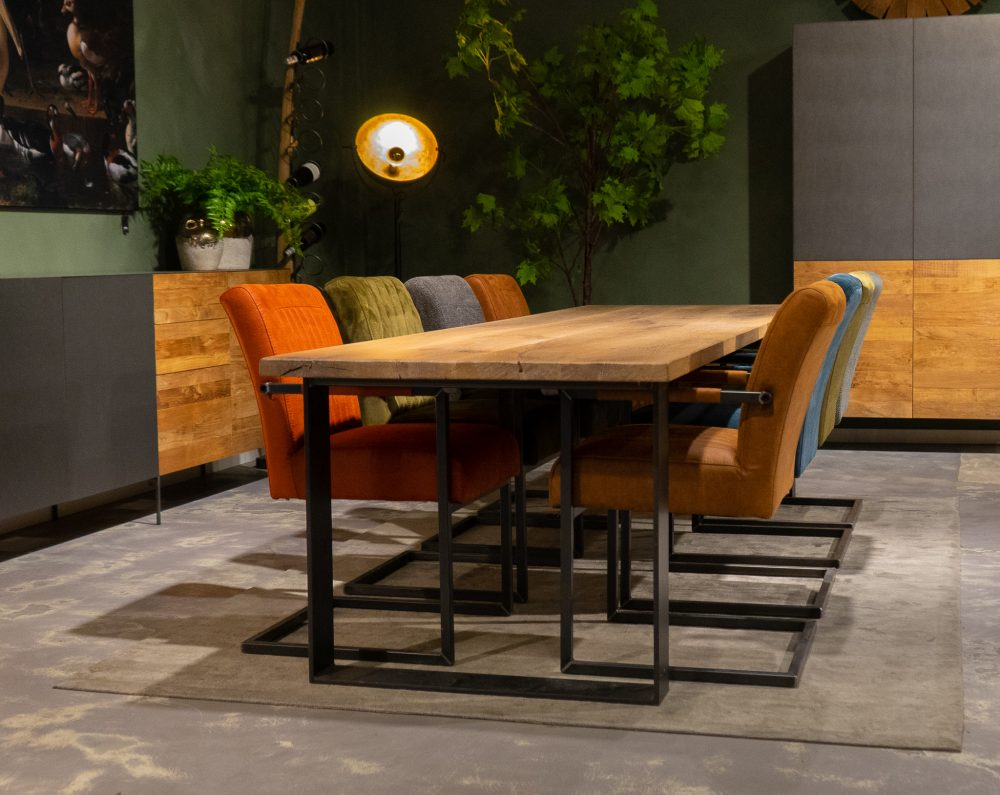 Moderne stijl tafels