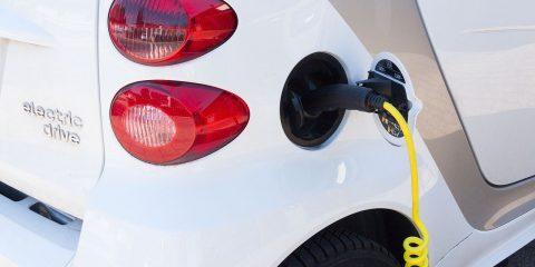 Elektrische auto