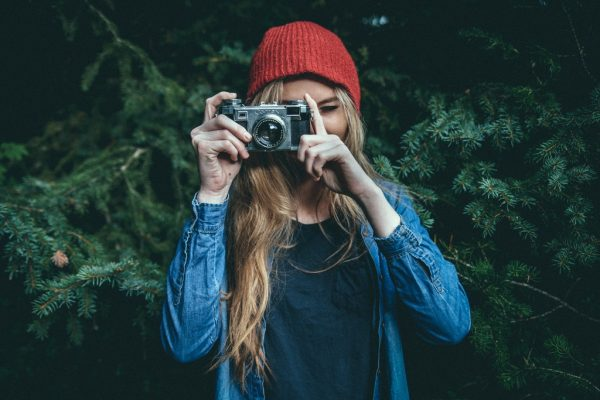Ideeën vinden voor fotoshoots