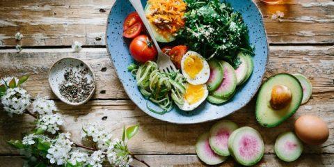 Vegetarisch eten